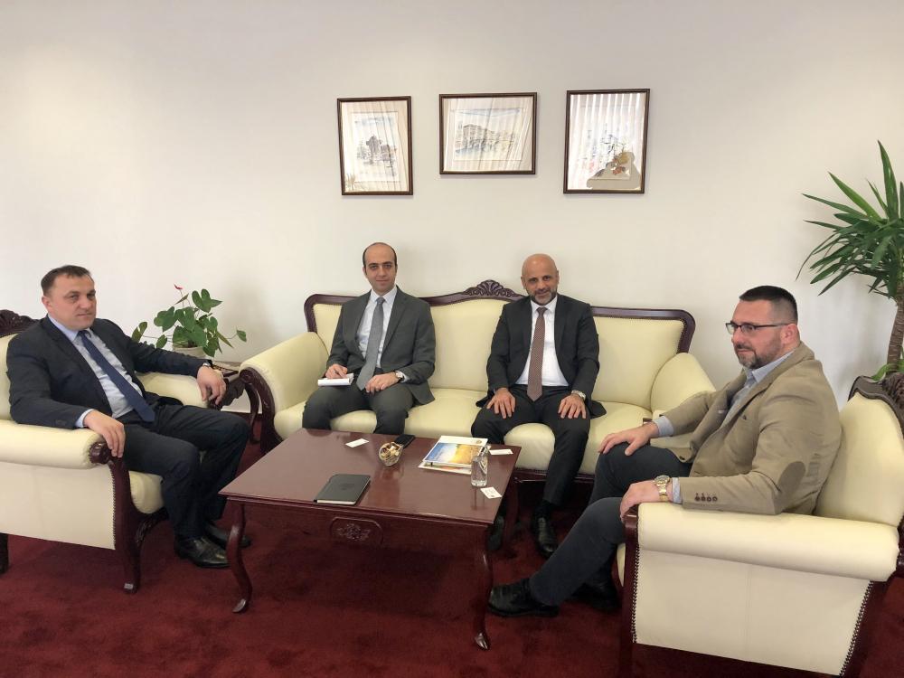 Ramić i Dedić sa turskom delegacijom: Povećanje izvoza mesa kroz projekt za 1000 bh. porodica