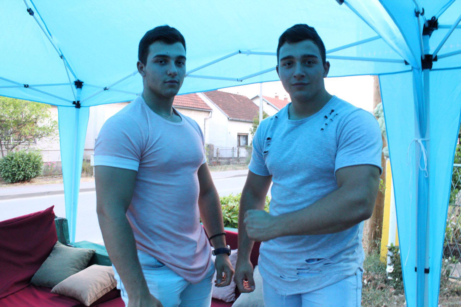 Belmin i Benjamin: Bodybuilding nam je promijenio život!