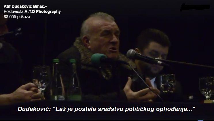 Asim Kamber: OPET SE SLAŽEM SA DUDAKOVIĆEM!