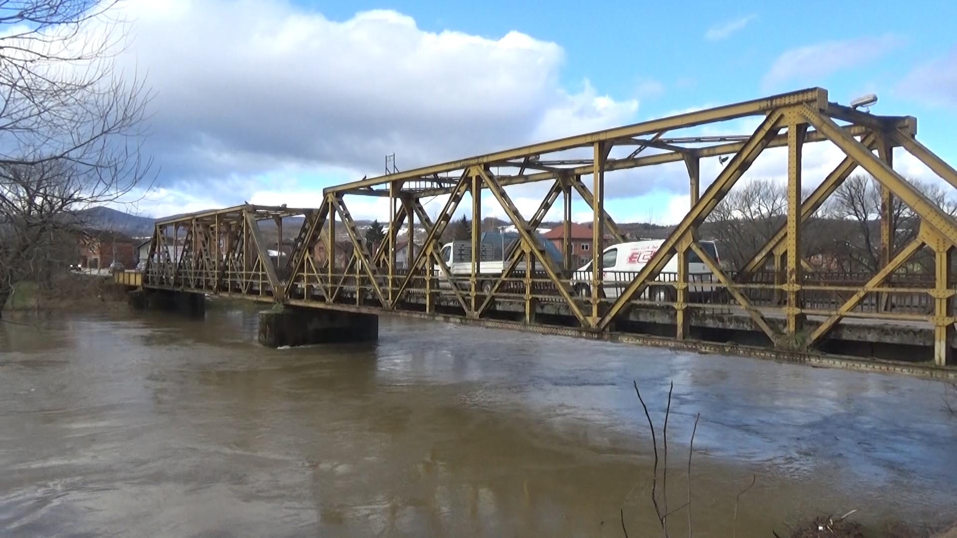 Rijeka se vratila u korita, problem podzemne vode
