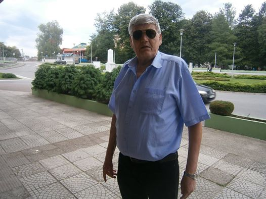 Zlatan Čekić: PJESNIK