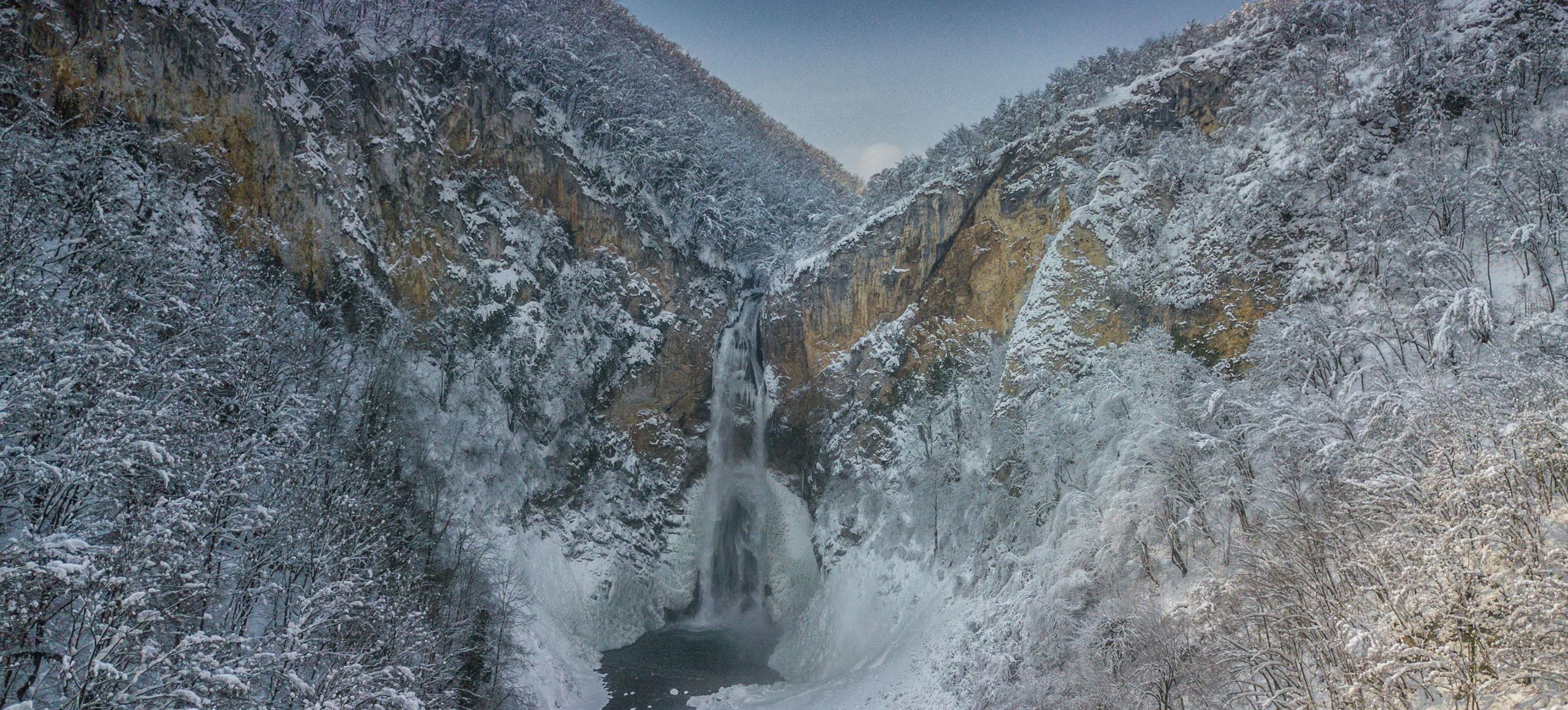 Blihin vodopad / Bliha waterfall VIDEO