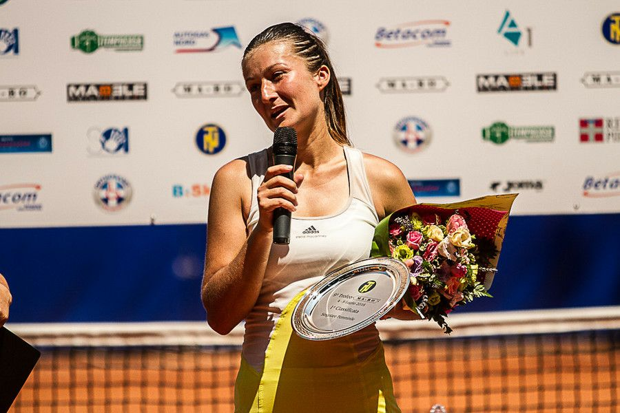 Dalila Jakupović je pobjednik WTA turnira Bogota u paru sa ruskom teniserkom