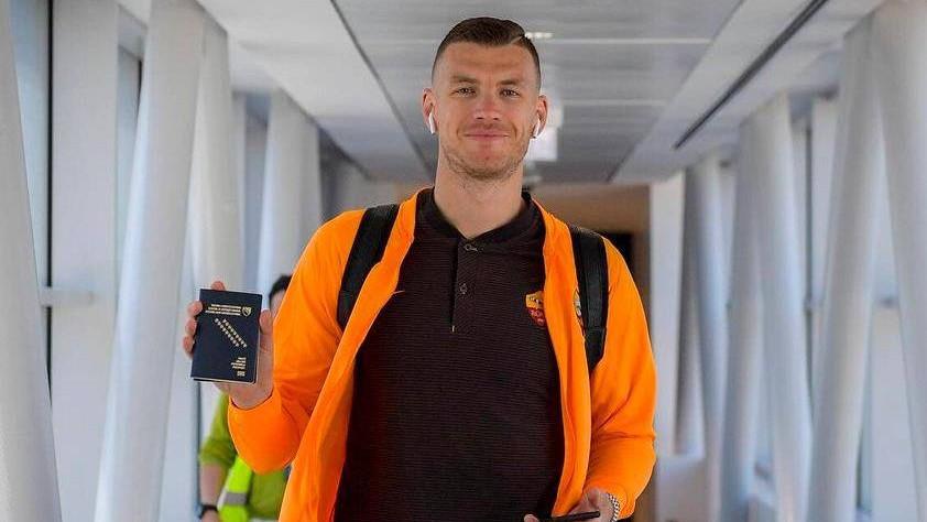 Roma na Facebooku: Edin Džeko upisuje svoje ime u historiju našeg kluba!