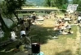 Ko se ovdje nije kupao: Plaža Karići 98 godine