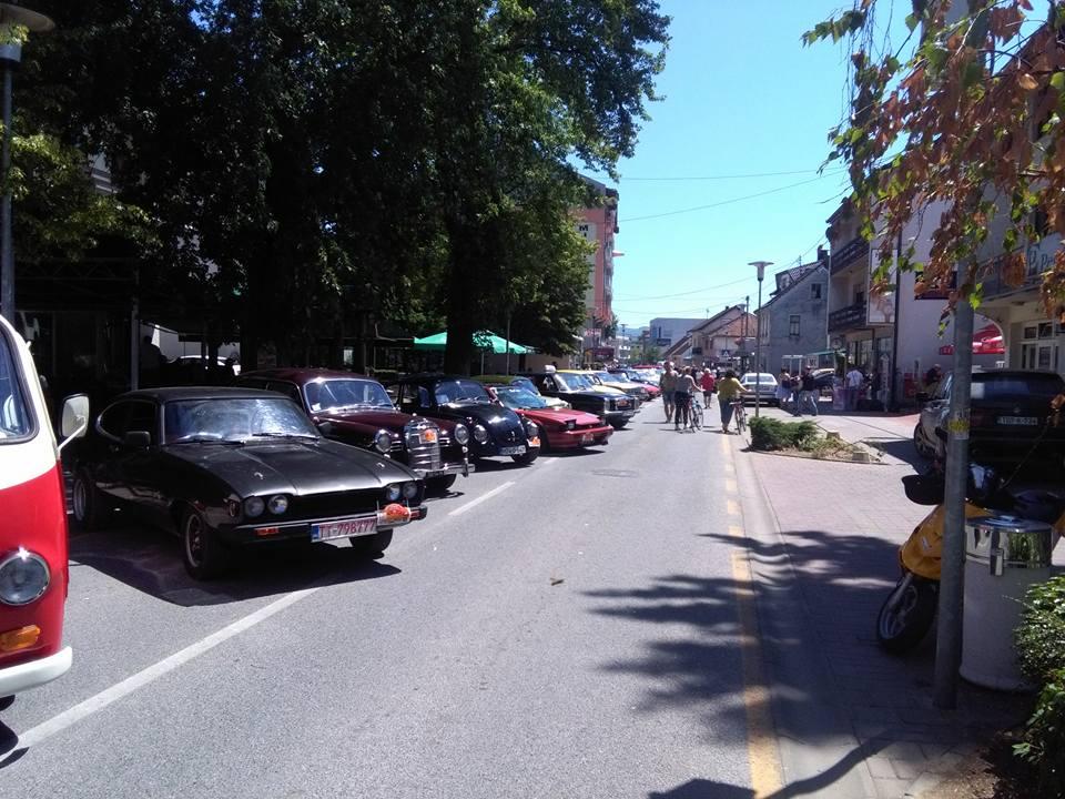 Oldtimer Rally u Sanskom Mostu