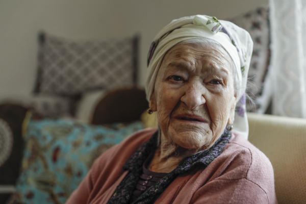 Postila do stote godine: Ajka Lokmić preživjela tri rata