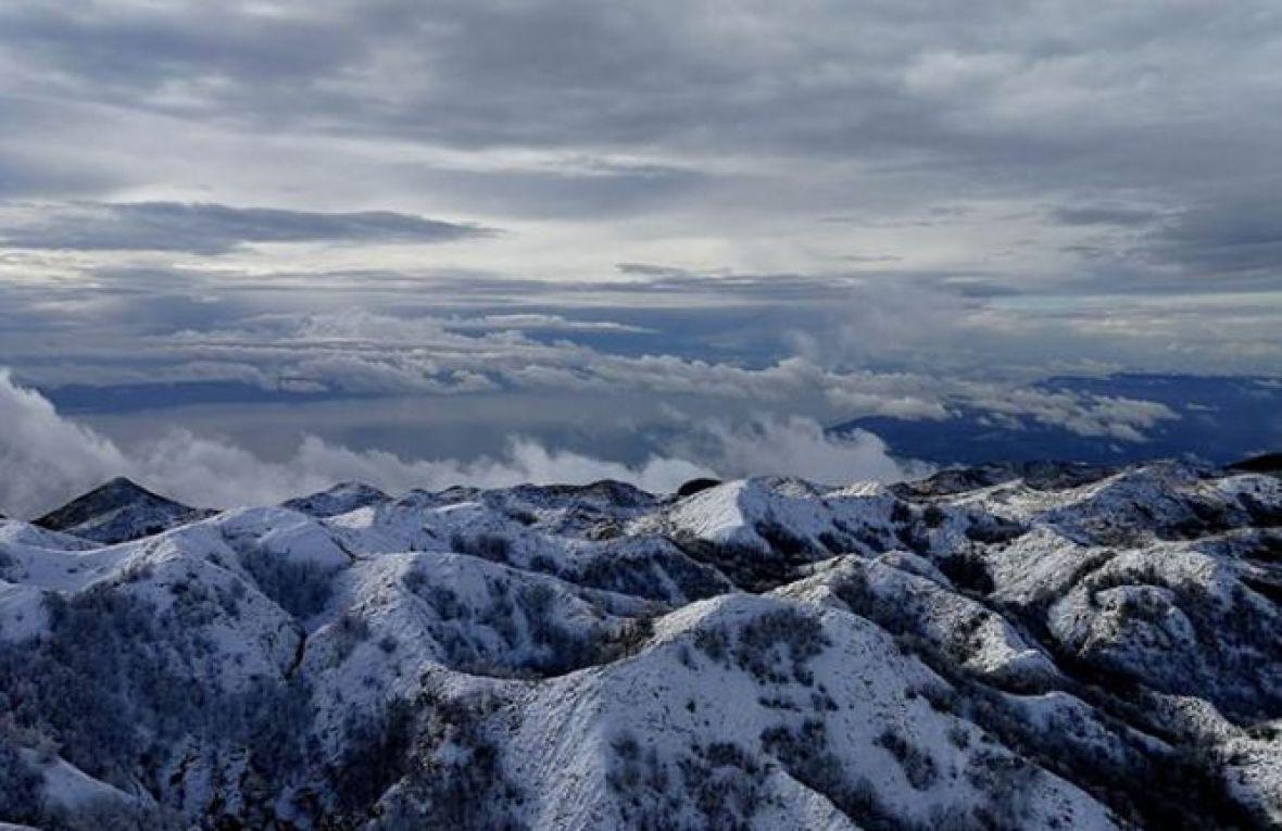 Zahlađenje / U Dalmaciji pada snijeg, temperatura 0 stepeni