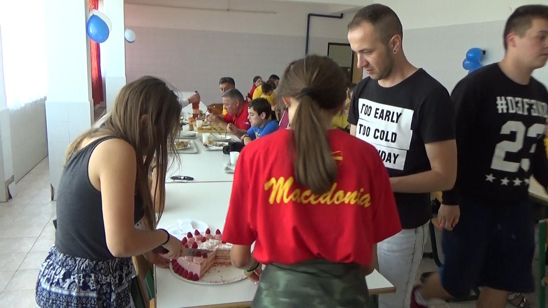 FOLKLORNO VEČE BOSANSKO-MAKEDONSKOG PRIJATELJSTVA