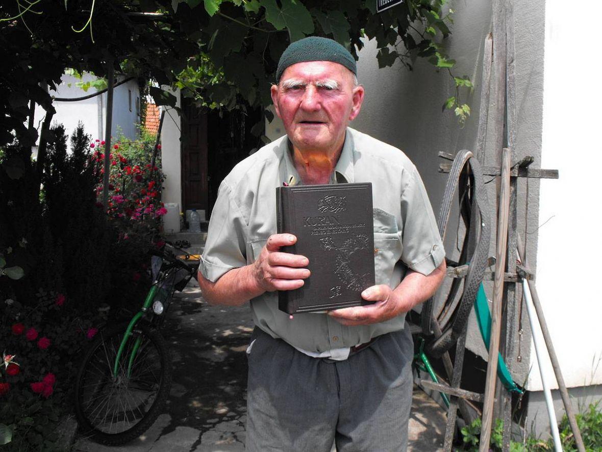 Prijedor / Najstariji džematlija: Mehmedalija Hodžić od sedme godine posti svaki ramazan