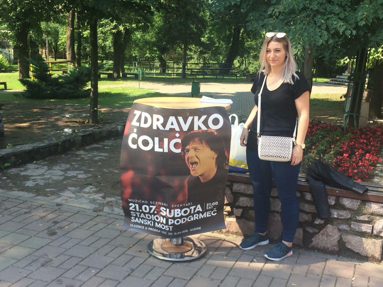 Ogroman interes publike/ U prodaji ulaznice za koncert Zdravka Čolića