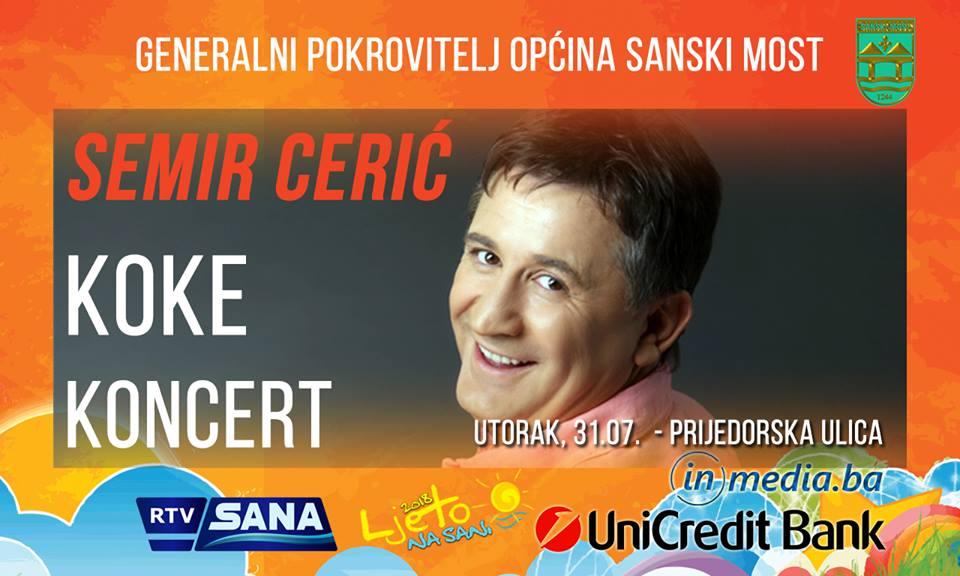 Semir Cerić Koke – Ljeto na Sani / Sanski Most
