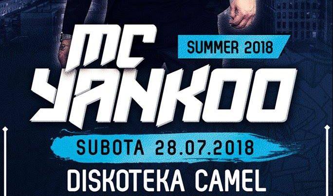 MC Yankoo @ Diskoteka Camel