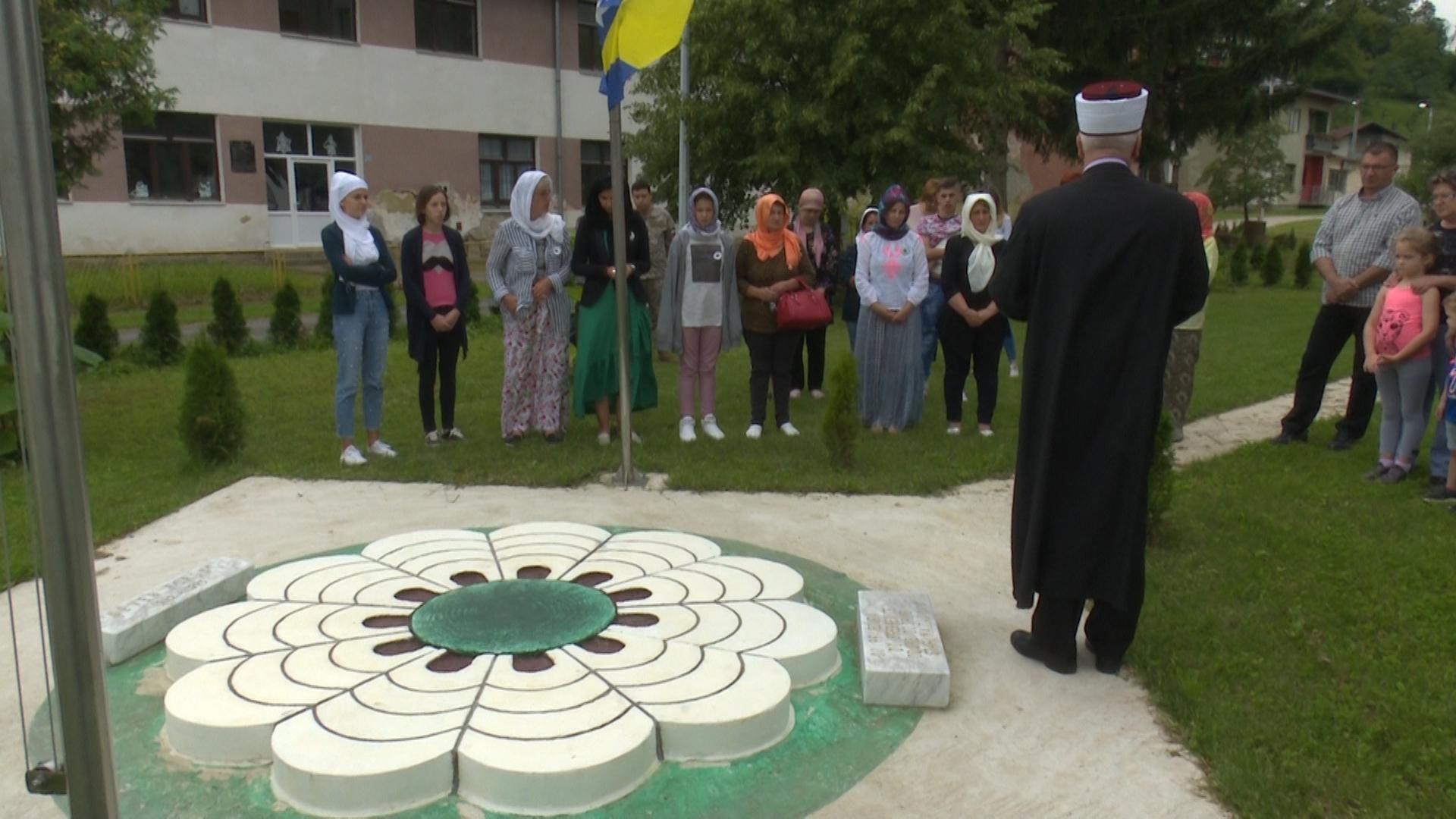 Stari Majdan se sjeća Srebrenice