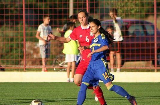 Adna Memić prva djevojčica iz Finske u reprezentaciji BiH
