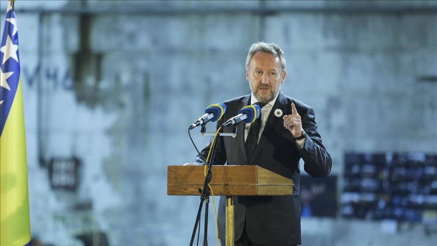 Bakir Izetbegović: Pozivam međunarodnu zajednicu da reaguje na negiranje genocida