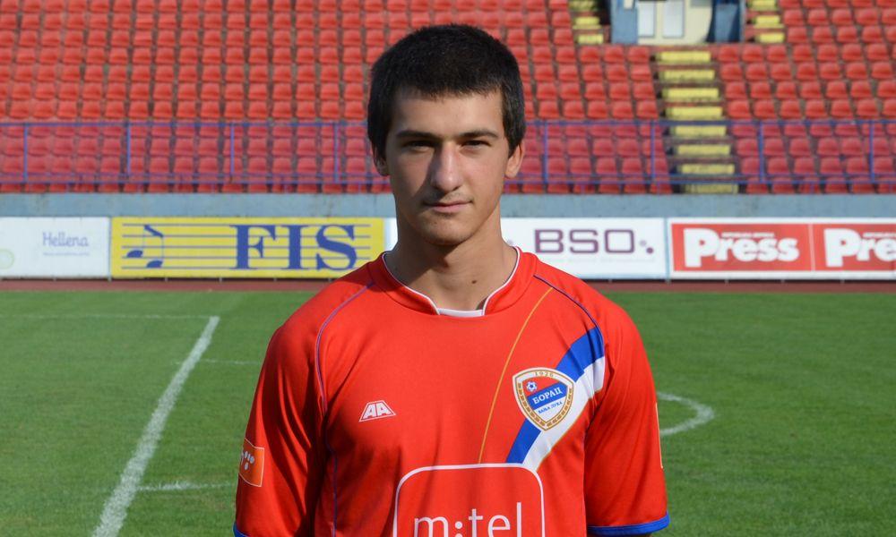 Sjajni Demir Jakupović