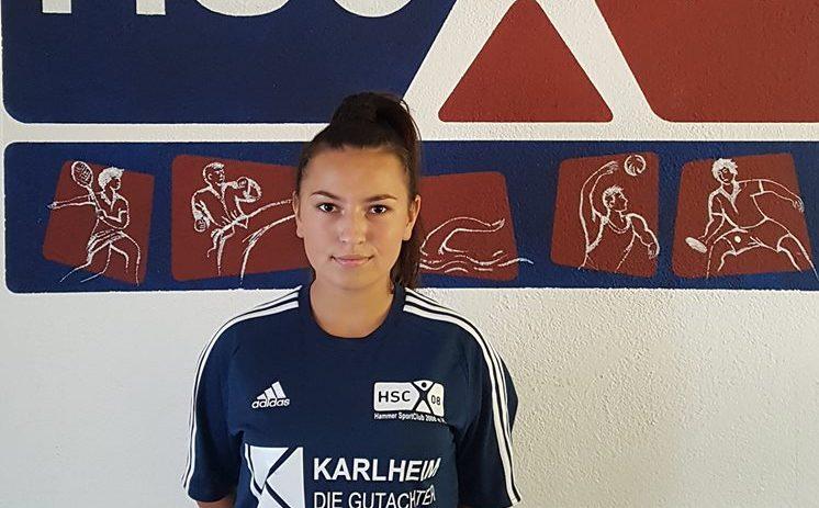 Ponos/ Frauenfußball Hammer Sportclub je novi dom naše Velide Avdić