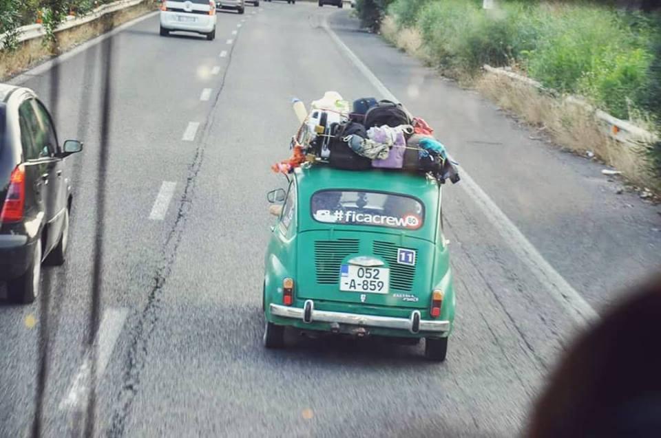 Putopis FićaCrew: Zaputili se Fićom od Sarajeva do Maroka