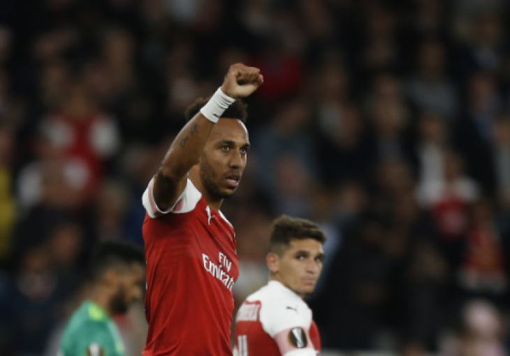Arsenal lako protiv Vorskle, Milan se namučio u Luksemburgu