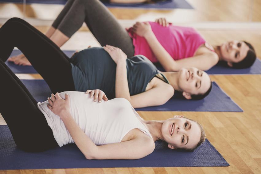 Pet odličnih vježbi koje se preporučuju trudnicama