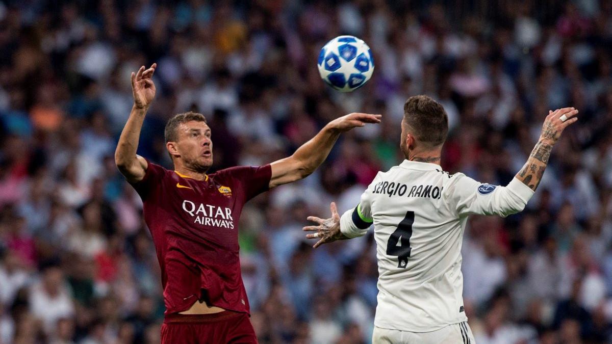 Real Madrid bez problema protiv Rome, Džeko dobro čuvan