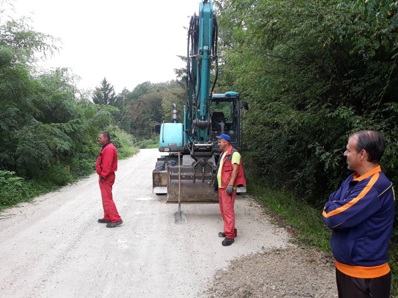 Započelo asfaltiranje puta koji spaja Sanski Most sa Banja Lukom