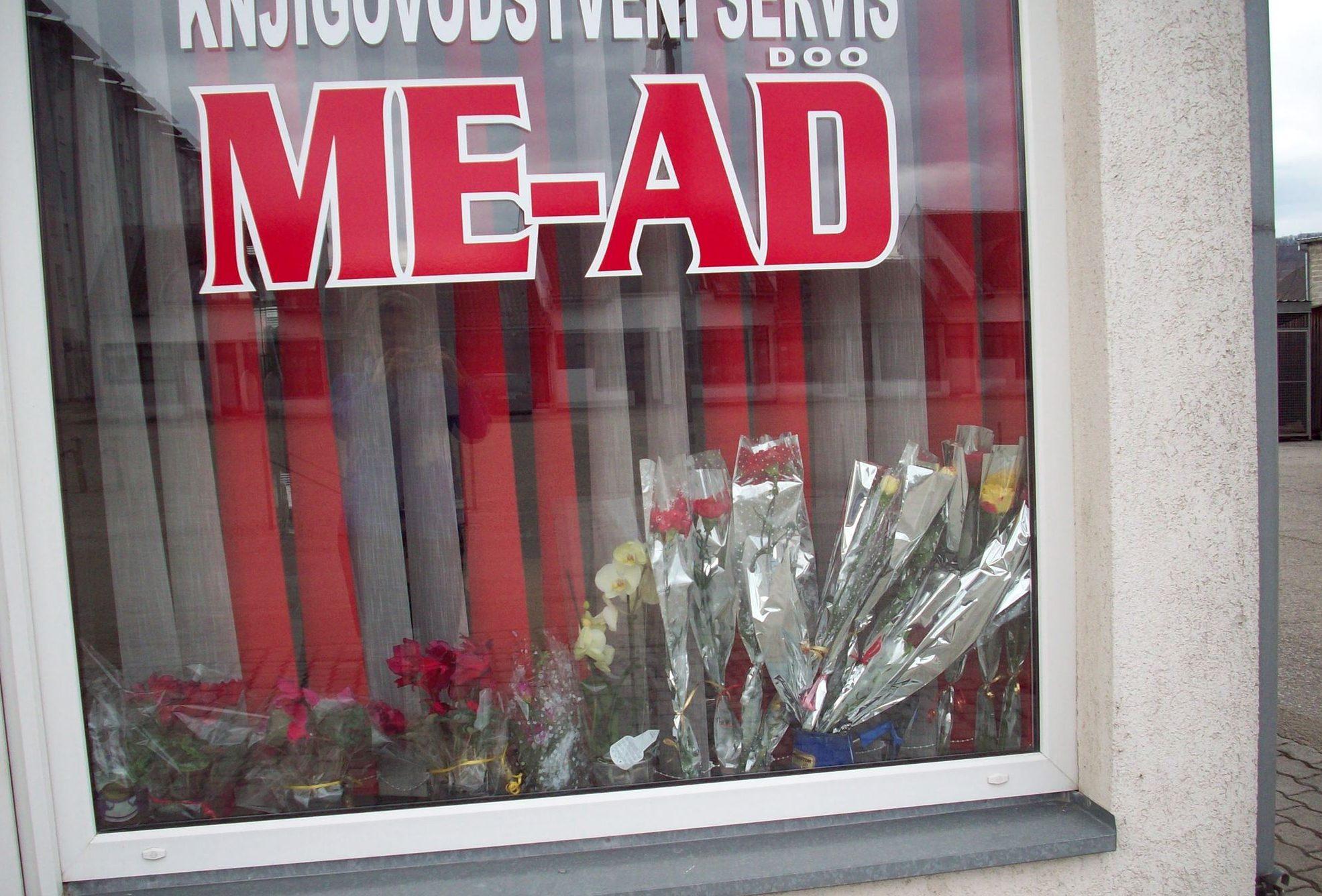 ME-AD d.o.o. u vrhu bonitetno pouzdanih kompanija u BiH