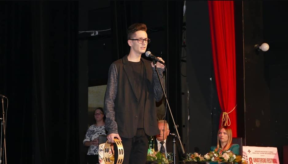 Sjajan nastup Ammara Arnautovića na Festivalu sevdalinke u Sisku