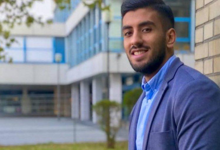 """Mladi i uspješni student iz Odžaka osnovao """"Inicijativu bh. studenata u Frankfurtu"""""""
