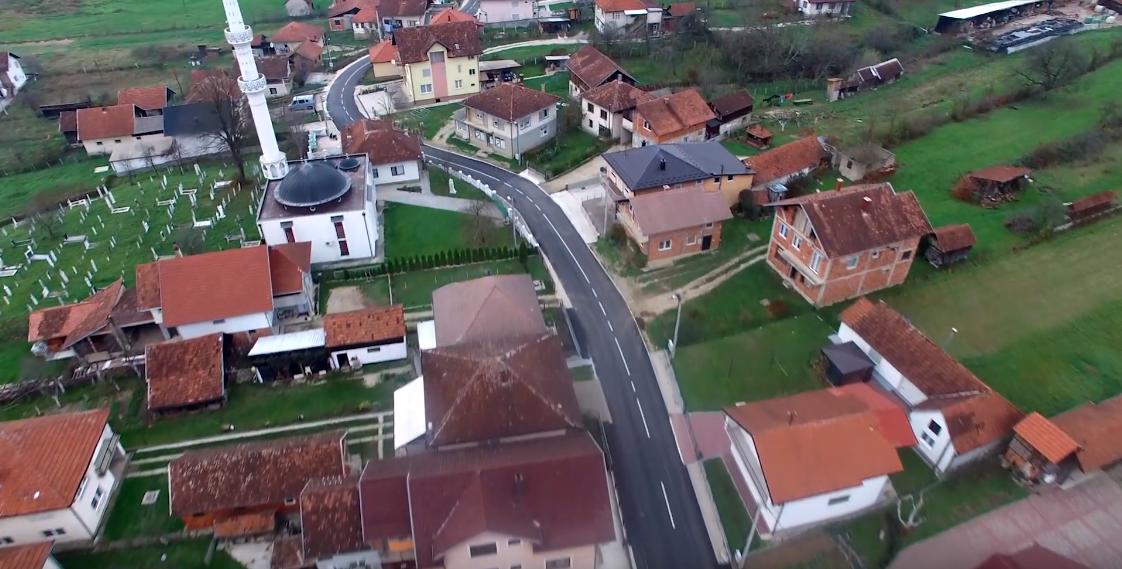 Predivni Šehovci iz zraka VIDEO