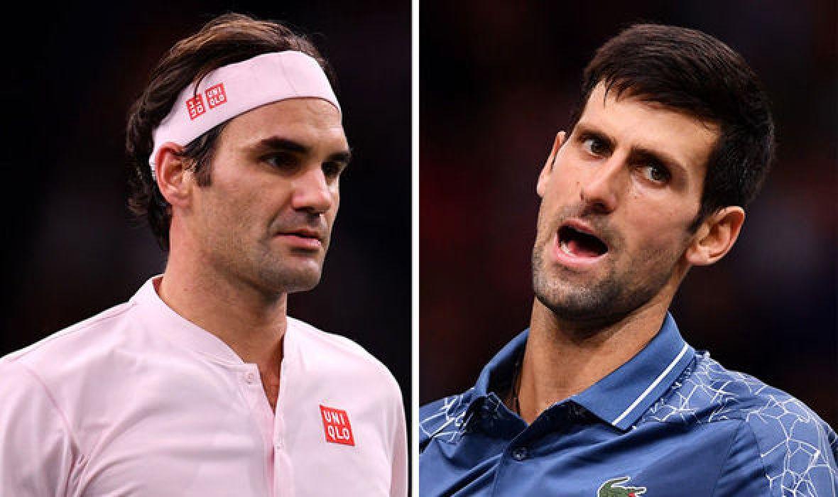 Spektakl u Parizu: Đoković protiv Federera po 47. put u karijeri
