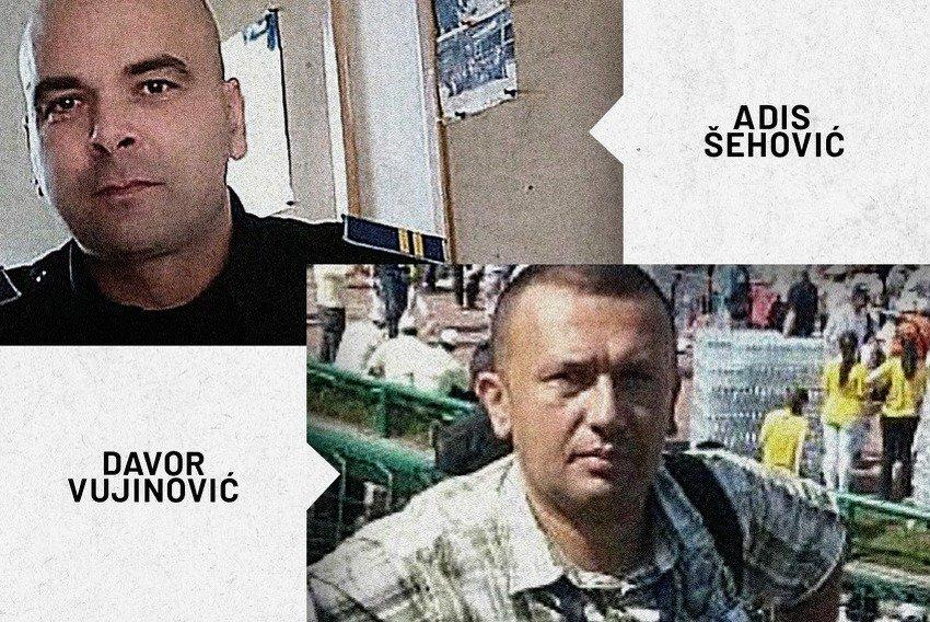Policajci iz SAD-a pomažu porodicama Šehović i Vujinović