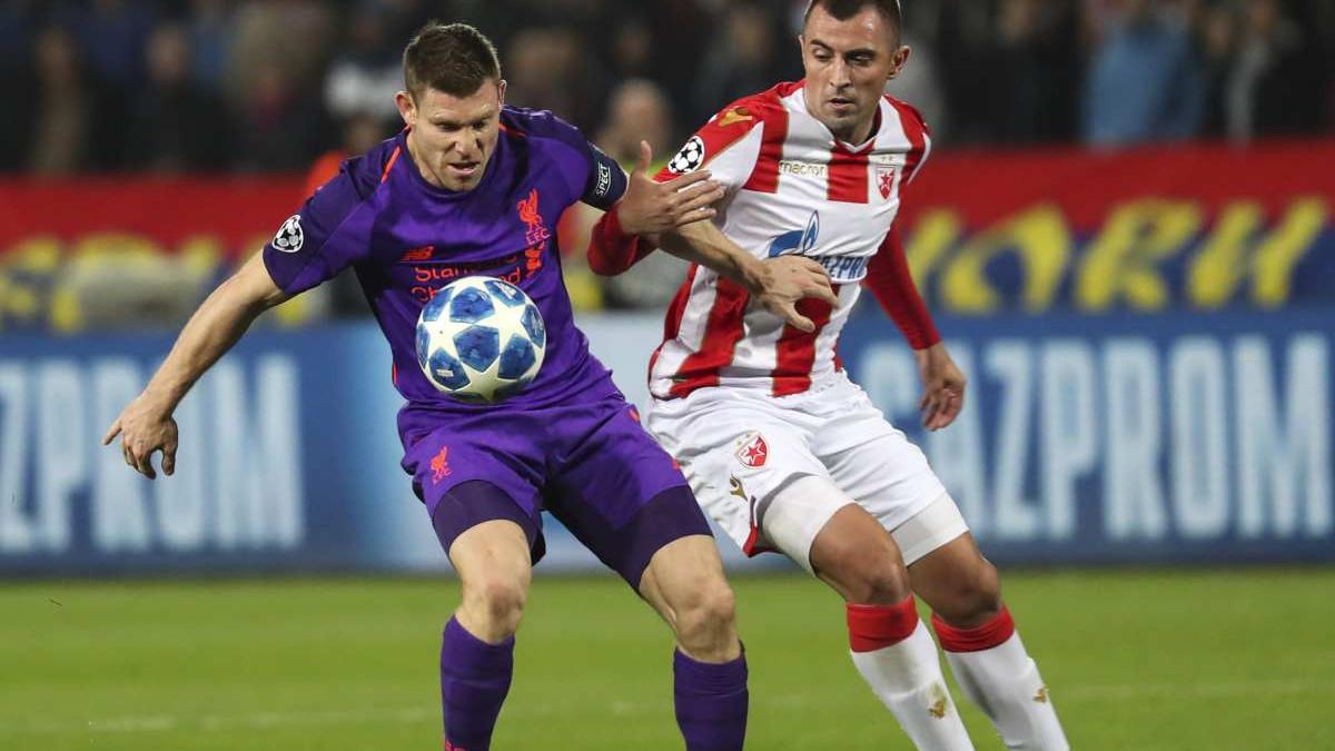 Milner: Loše smo počeli, i Napoli je ovdje imao problema