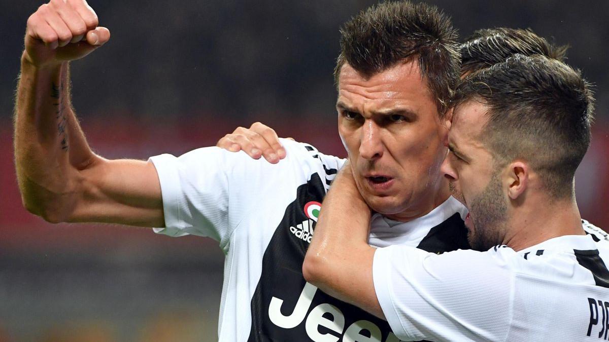 Juve to radi sa stilom: Mandžo i Ronaldo srušili Milan na San Siru
