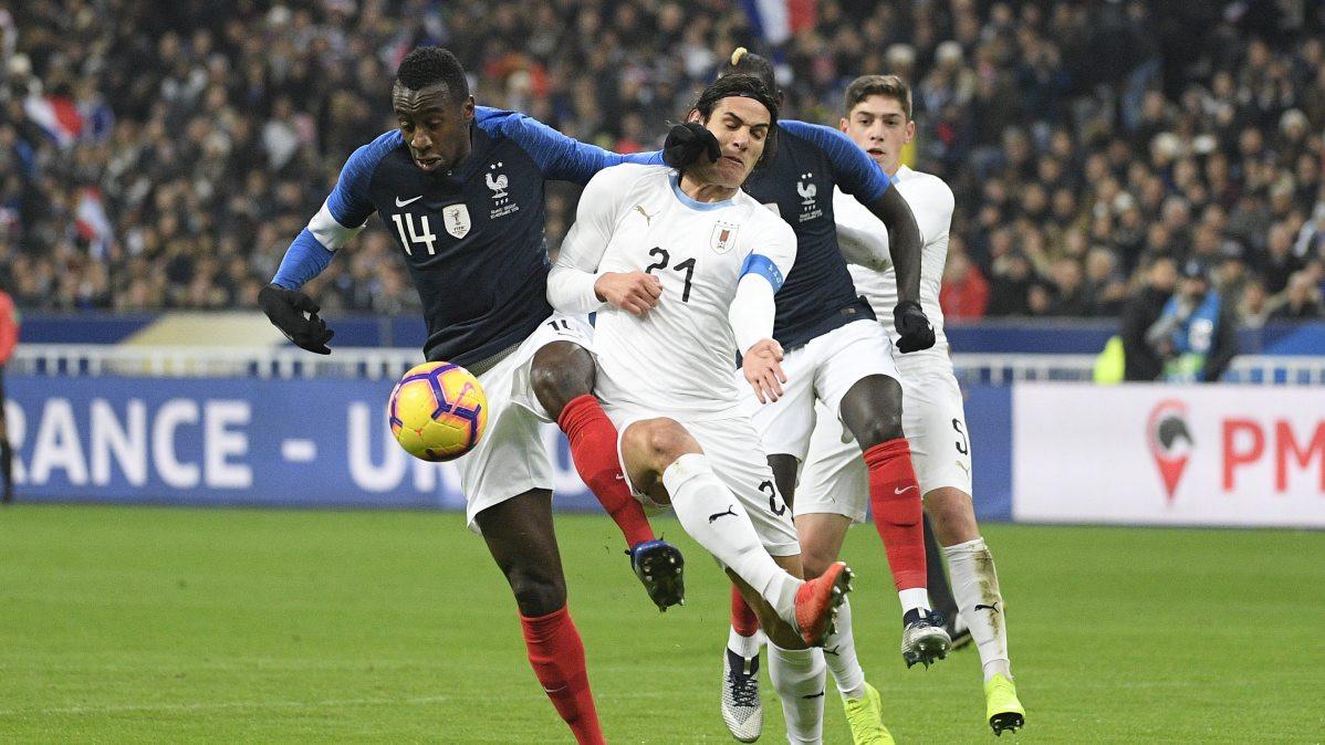 Minimalne pobjede Francuske, Brazila i Italije