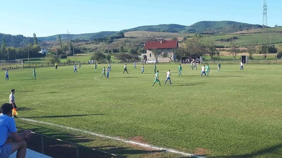 Pobjeda Rudara u Kamengradu