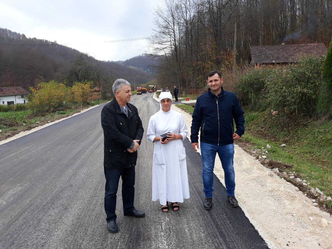 Počelo asfaltiranje puta koji spaja Sanski Most sa Banja Lukom