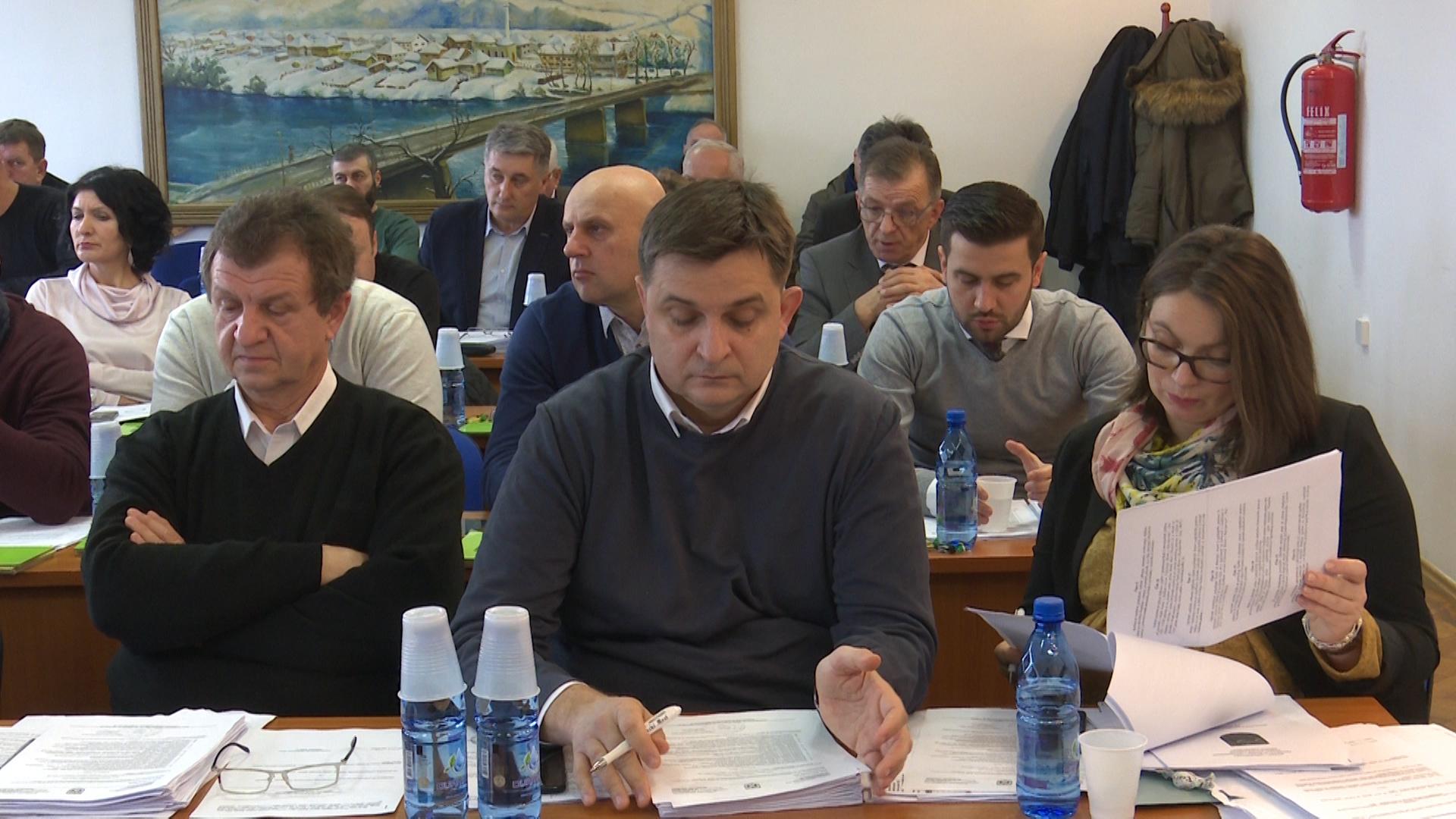Općinsko vijeće Sanski Most usvojilo Budžet Općine za 2019. godinu