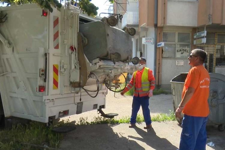 """Javno komunalno preduzeće """"Sana"""" uspjelo da se izvuče iz problema"""