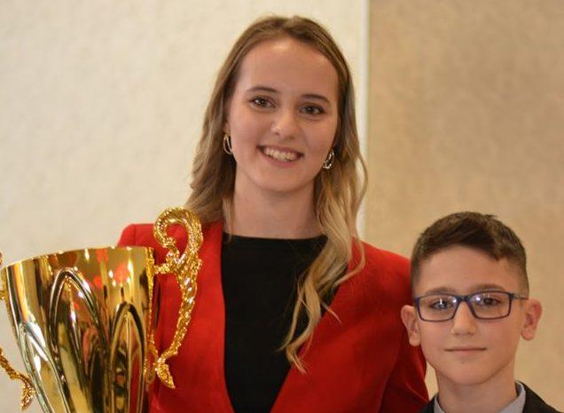 Nudžejma Šupuk drugu godinu zaredom najuspješniji sportista Sanskog Mosta!
