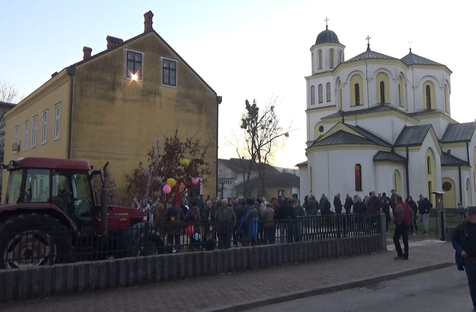 Pravoslavci danas proslavljaju Božić