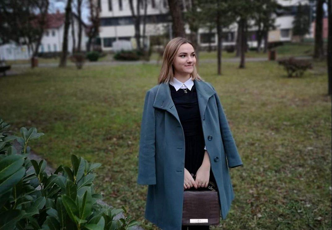 Maida Dubica: Ne odustaj!