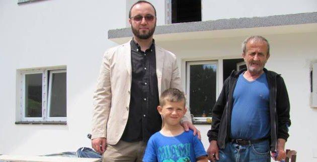 Želje malog dječaka ispunjene: Renovirana i opremljena kuća Ajdinu Mukiću