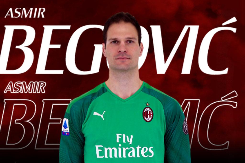 Milan je ozvaničio dolazak Asmira Begovića