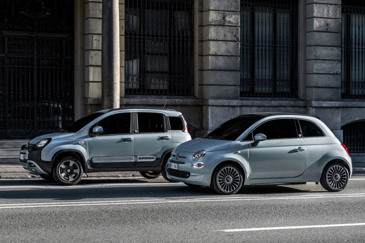 Fiatovi mališani postaju hibridi: Novi 3-cilindraš u modelima 500 i Panda