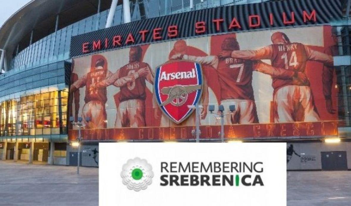 Da se ne ponovi: Mlade nade Arsenala učile o genocidu u Srebrenici