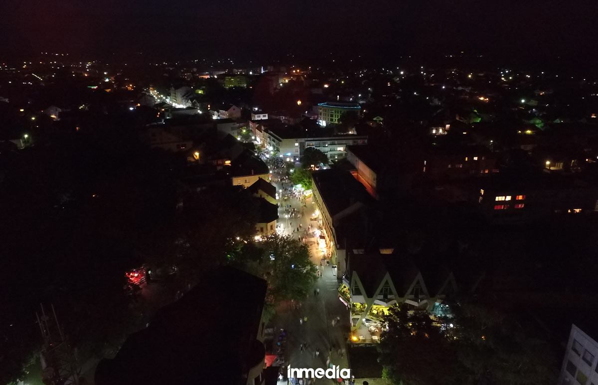 Ljeto na Sani iz zraka VIDEO