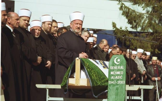 18 godina od smrti generala Mehmeda Alagića