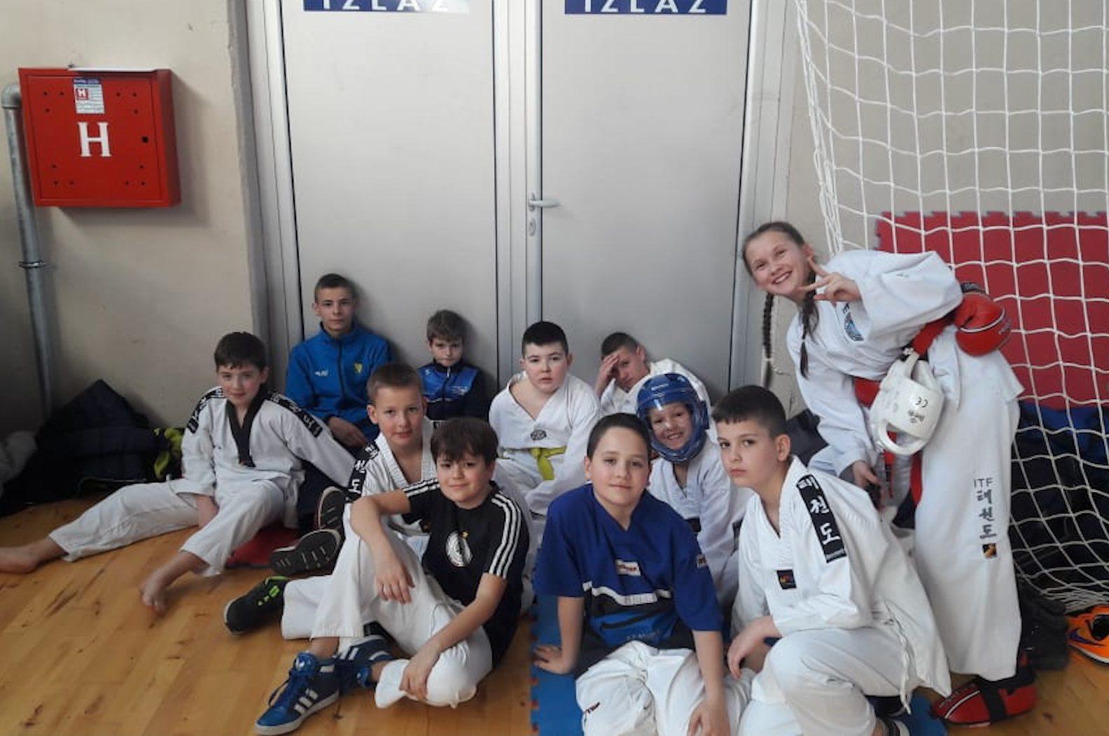 """Mladi takmičari """"Galaje"""" nastavili s odličnim rezultatima"""